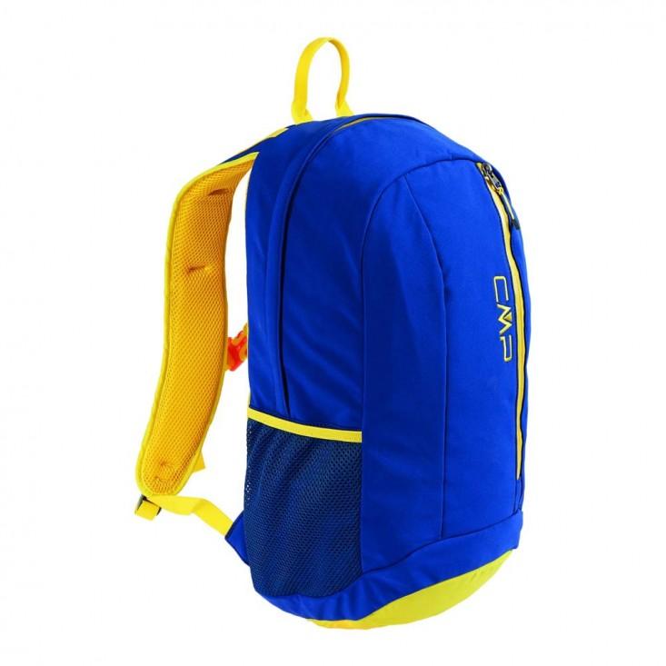 Rebel 18 BackPack Zaino Blu Yellow