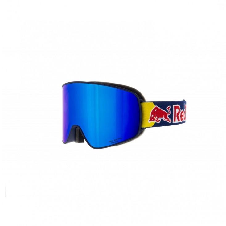 Rush 001 - Maschera snowboard blue   Mancini Store
