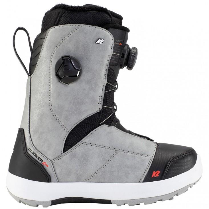 K2 Kinsley Clicker X HB - Scarponi snowboard donna grigi | Mancini Store