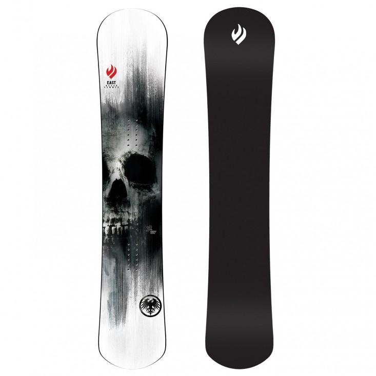Never Summer East - Tavola snowboard uomo | Mancini Store