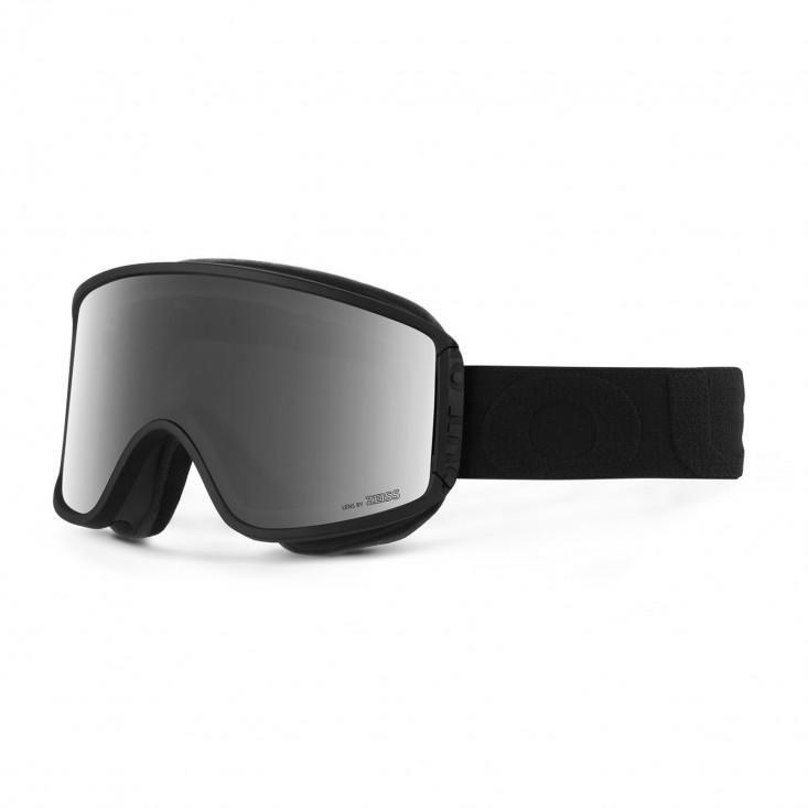 Shift Black Silver Maschera Snowboard + Lente Permission