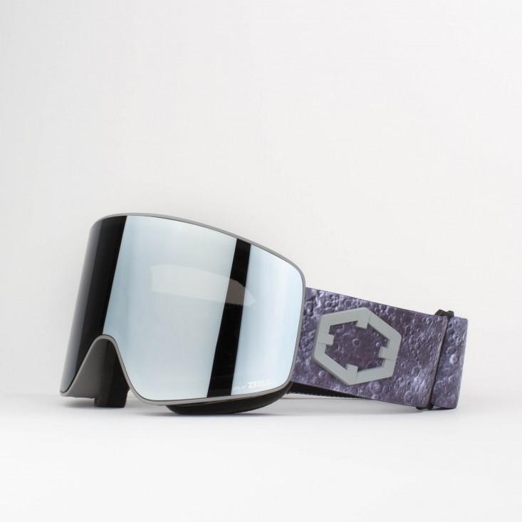 Void Apollo Silver Maschera Snowboard