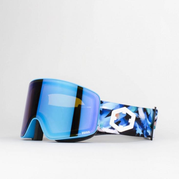 Void Does Blue MCI Maschera Snowboard