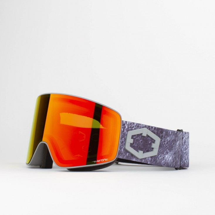 Void Apollo The One Fuoco Maschera Snowboard