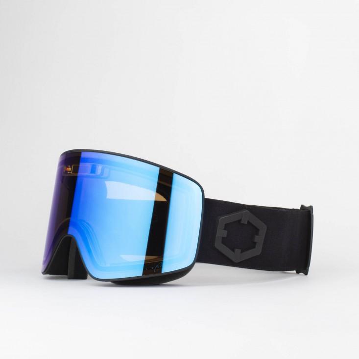 Electra Black E-Blue Maschera Snowboard