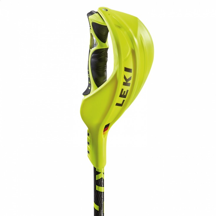 Paramano (archetto) Worldcup Trigger D + Trigger S Yellow Neon