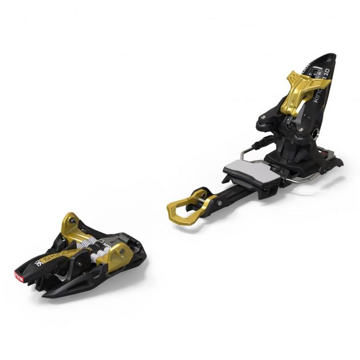 Marker King Pin 10 RTL Demo 75 - 100MM Attacco Alpinismo