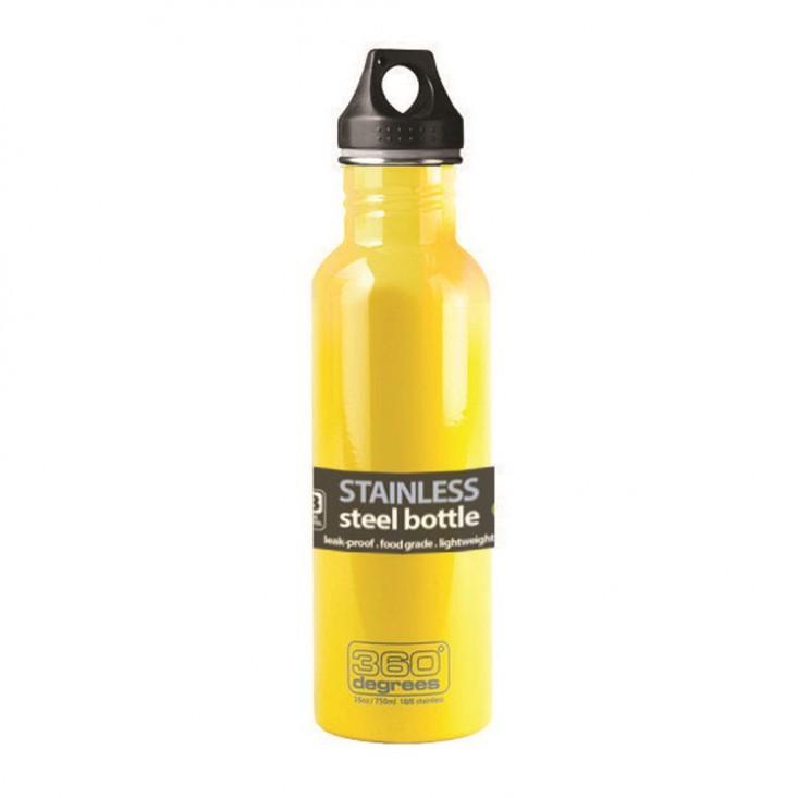 Borraccia Acciaio Inossidabile 750ML Yellow