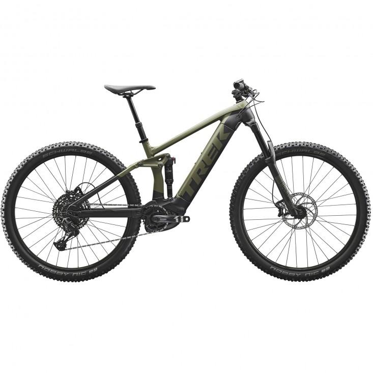 "Trek Rail 5 625Wh - E-Bike Bicicletta MTB 29"" 2021 | Mancini Store"