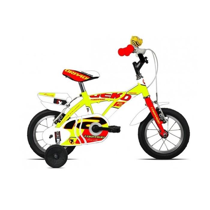Torpado Geko T690 Jr 12 Yellow Bicicletta Bambino | Mognetti Bike