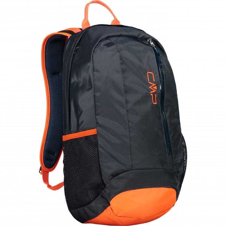 Rebel 18 BackPack Zaino Anthracite Orange
