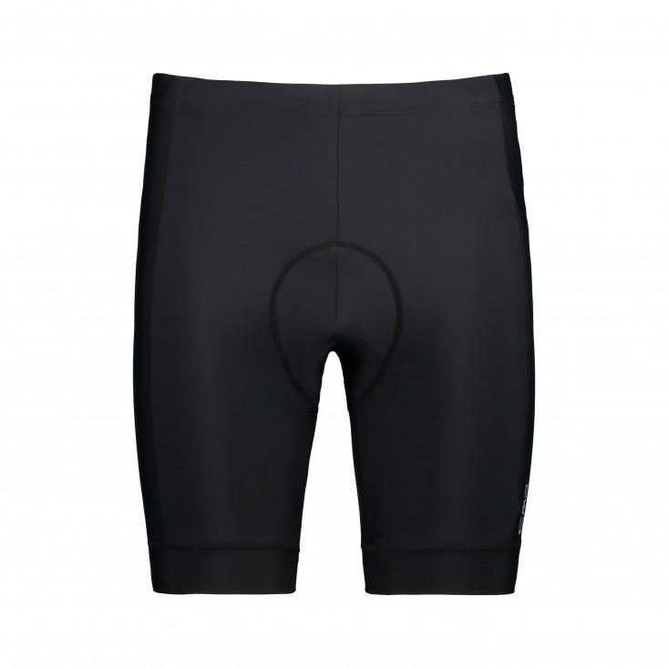 Man Bike Shorts Pantaloncini Bicicletta Uomo Black
