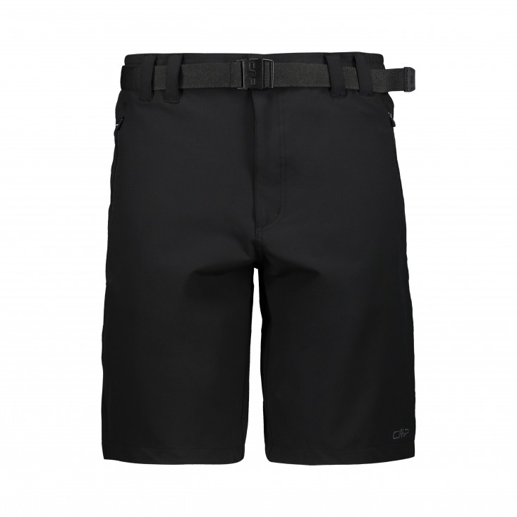 Man Bermuda Pantaloncino Outdoor Black