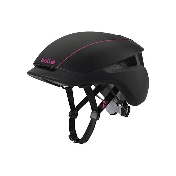 Casco Messenger Standard Black Pink
