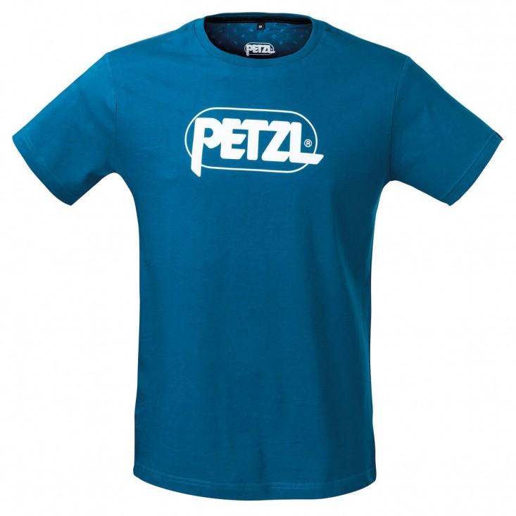 T-Shirt Adam Maglietta Manica Corta Blu Uomo