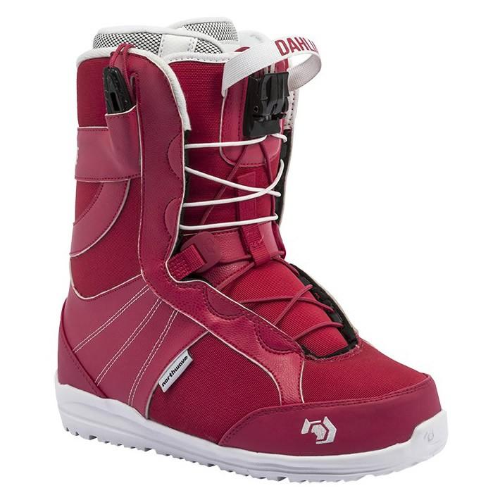 Northwave Dhalia - scarponi snowboard donna - rossi | Mancini Store