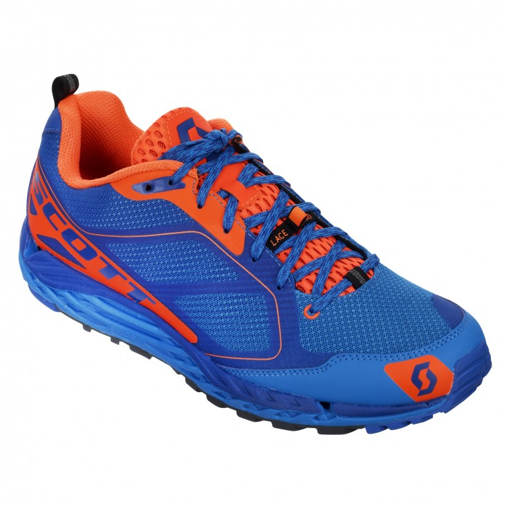 SCOTT T2 Kinabalu 3.0 - scarpe trail running uomo - Blue/Orange