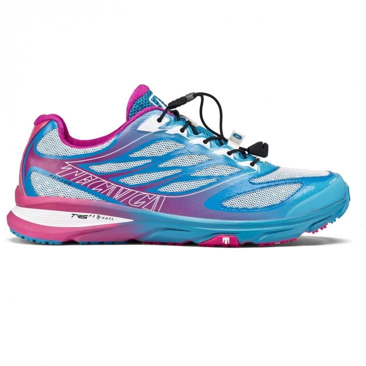 Tecnica | Motion Fitrail Ws | scarpe trail running donna  fucsia/azzurro