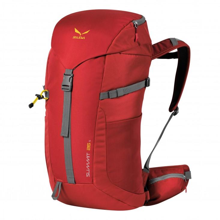 Salewa Summit 26S - zaino trekking 26 litri - rosso
