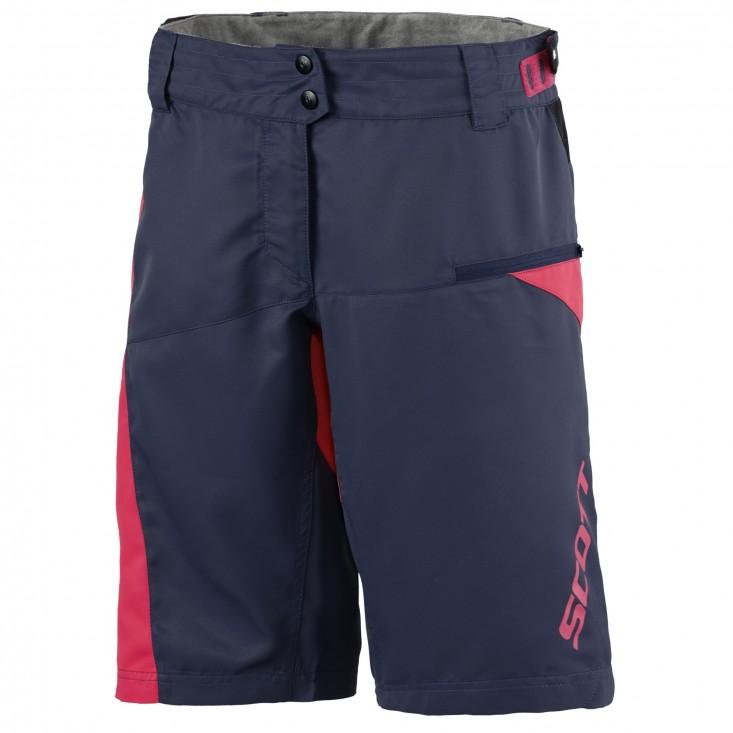 SCOTT Short Progressive Pro - pantaloncini ciclismo donna blue/rosa |Mancini Store