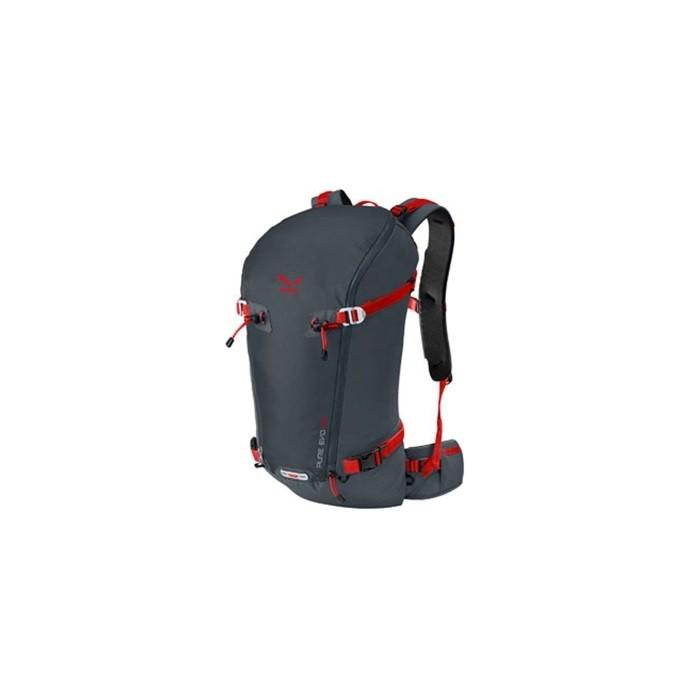c265d844f9 Salewa Pure Evo 25 grigio/rosso - zaino alpinismo | Mancini Store