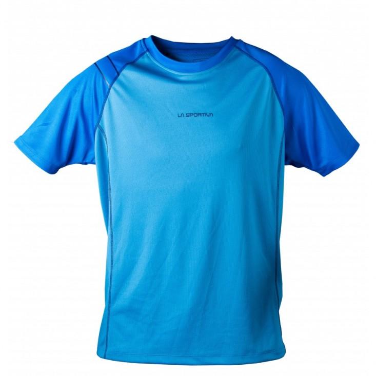 La Sportiva T-Shirt Legacy - uomo - blue | Mancini Store