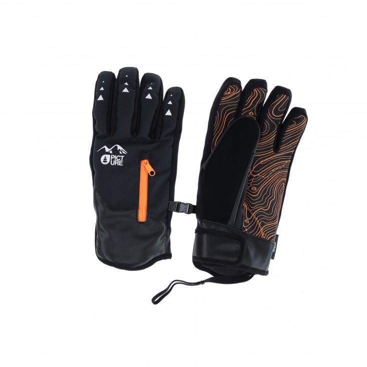 Picture Madison Glove Guanti Snowboard Unisex Nero su Mancini Store