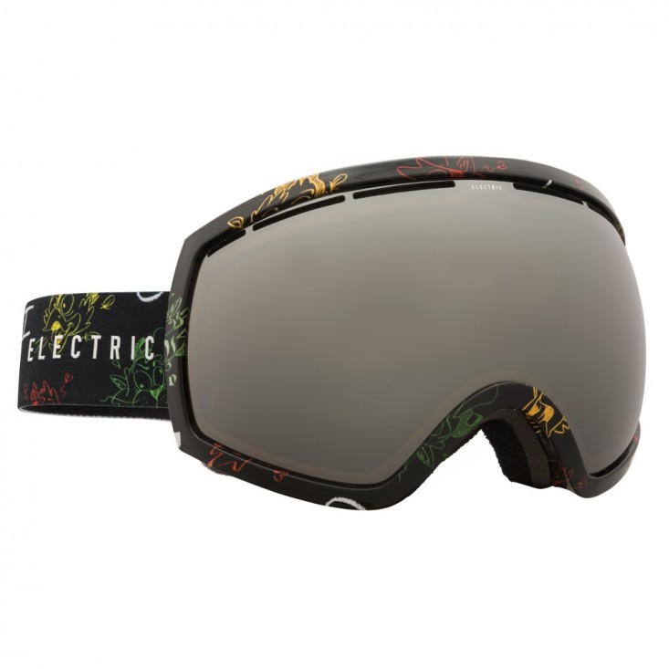Electric EG2 Maschera snow Cartoon Rasta | Mancini Store