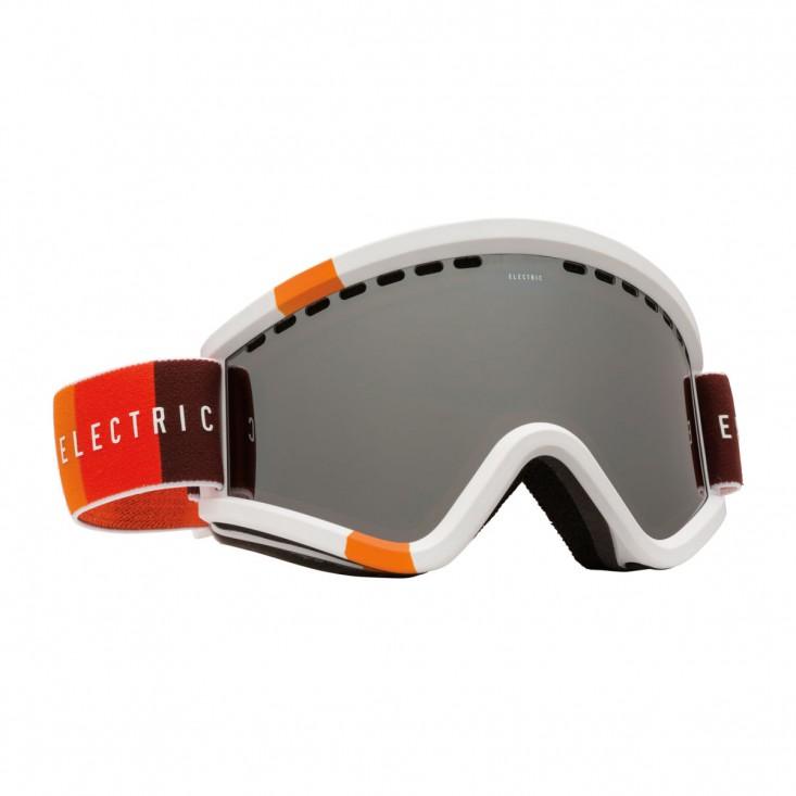 Electric EGV - maschera snowboard unisex - arancio/bianco su Mancini Store