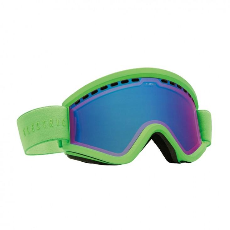 Electric EGV - Maschera Snowboard - verde su Mancini Store