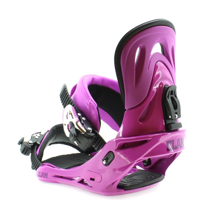 Elan Ruby JP - attacchi snowboard donna da Mancini Store