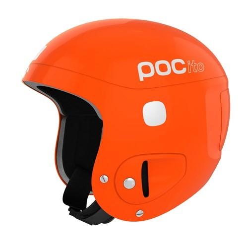 Casco Sci Snowboard Poc Skull X Arancione su Mancini Store