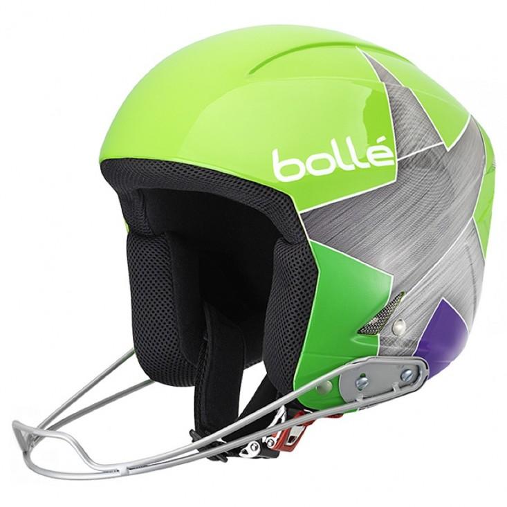 Bollè Podium - casco da sci - verde da Mancini Store
