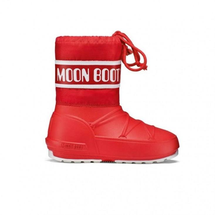 Doposci Moon Boot Pod Multicolor Bambino Rosso su Mancini Store