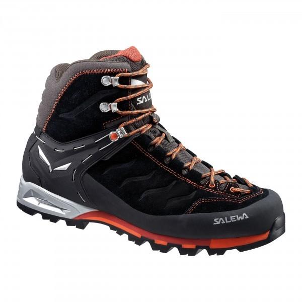Salewa Salewa Mountain Trainer Mid Gtx - scarponcino trekking uomo - black indio