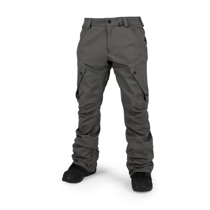 Pantaloni snowboard uomo Volcom Articulated Pant grigi da Mancini Store