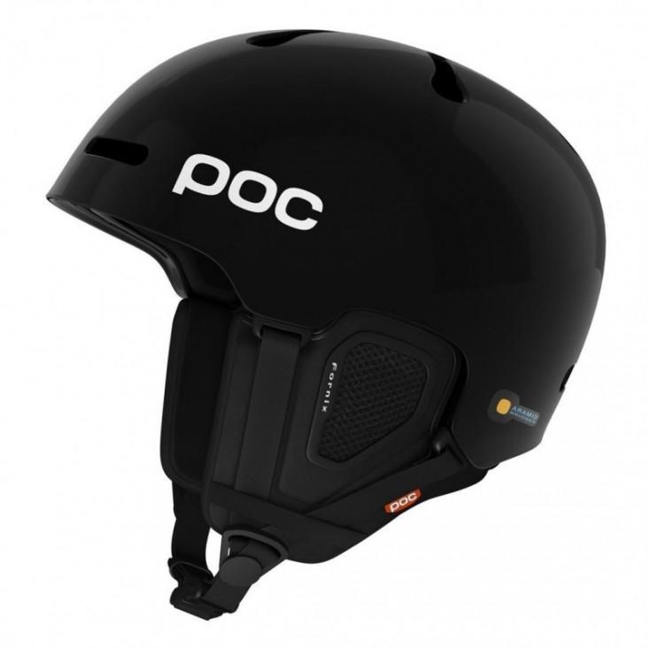 Poc casco sci Fornix Nero uomo donna 2017 | Mancini Store