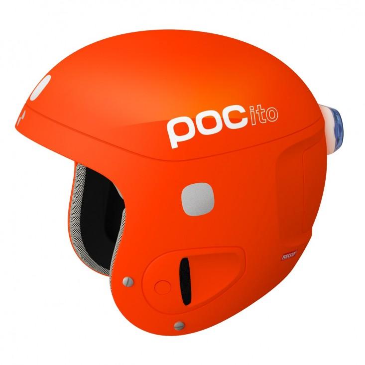 Poc Pocito casco da sci bambino colore Arancio | Mancini Store