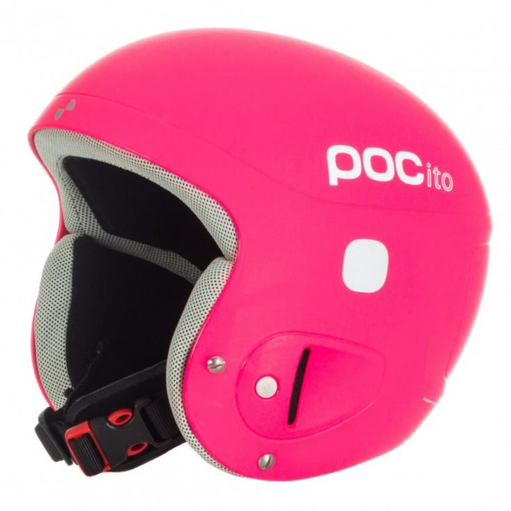 Casco Poc bambina Pocito Helmet per sci o snowboard colore Fuxia su Mancini Store