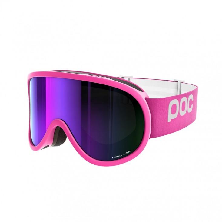 Maschera Snowboard donna Sci Poc Retina Pink su Mancini Store