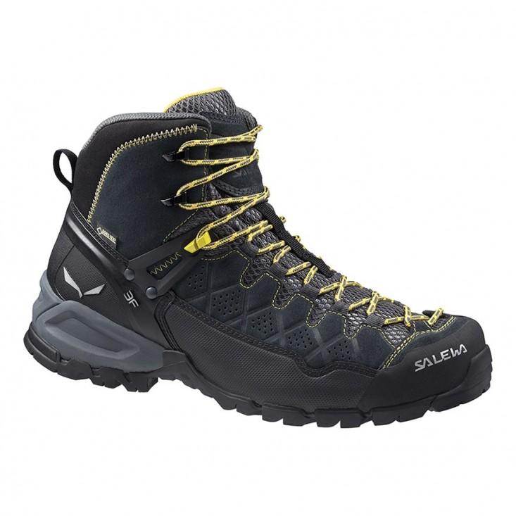 Alp Trainer Mid Gtx - Scarponcino trekking uomo - carbon