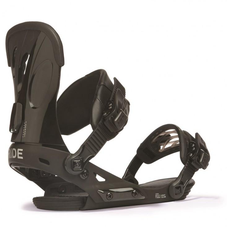 Attacchi Snowboard Ride VXN Neri da Mancini Store