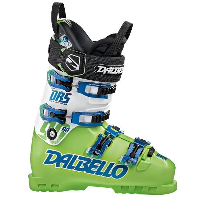 Dalbello Drs 90 - scarponi sci bambino - verde/bianco su Mancini Store
