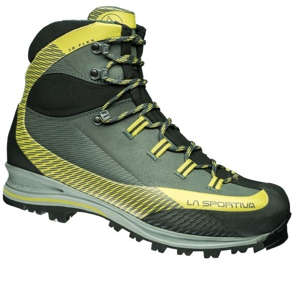 Acquista ora La Sportiva Trango Trk Leather Gtx uomo carbon green su ... fd531ecc5fe