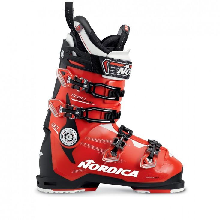 Nordica Speedmachine 130 - scarponi sci uomo - rosso da Mancini Store