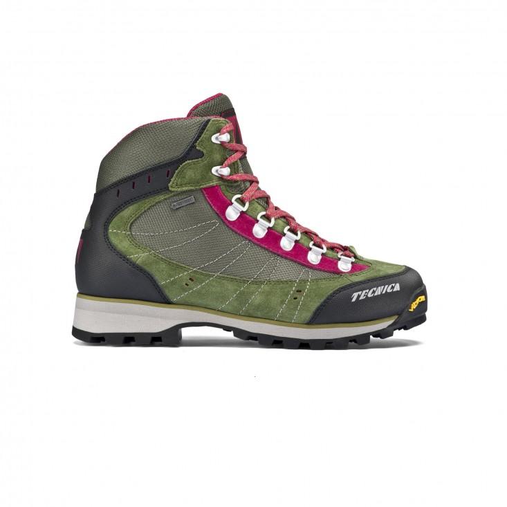 Scarpe trekking Tecnica Makalu III Gtx Donna Militare Rosa da Mancini Store