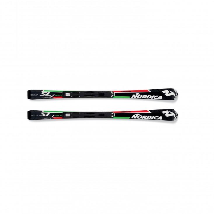 Nordica Dobermann SLJ Plate - sci con attacchi per bambini | Mancini Store