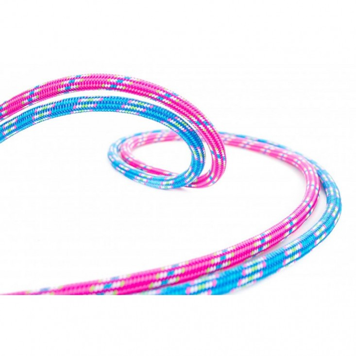 Beal Ice Line 8.1mm 2X60M Dry Cover - blue-pink