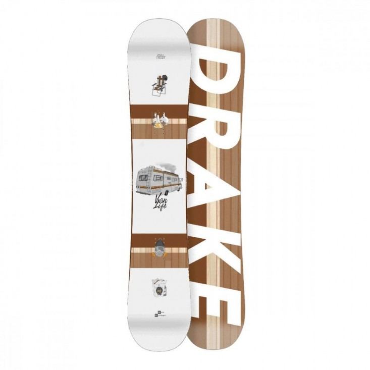 Drake Squad - tavola snowboard uomo | Mancini Store