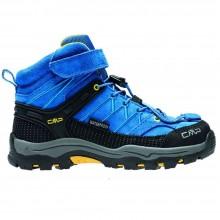 CMP Kids Rigel Mid scarpe trekking impermeabili Bambino cobalto
